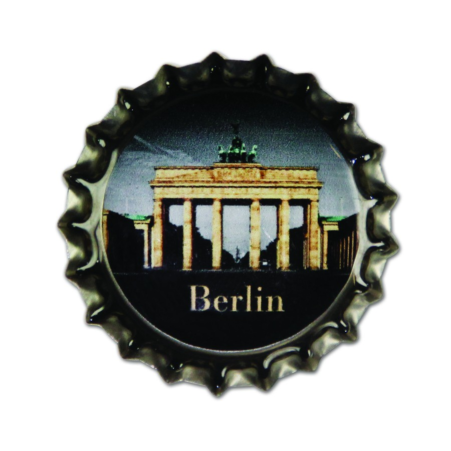 Magnet Kronkorken Brandenburger Tor