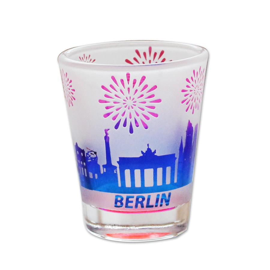 Stamper Frosted Berlin Feuerwerk